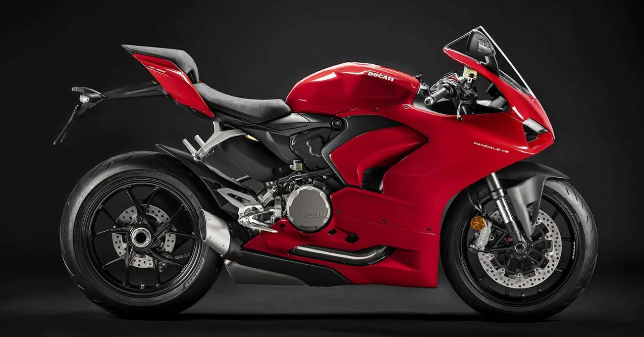 Ducati Panigale V2 technical specifications